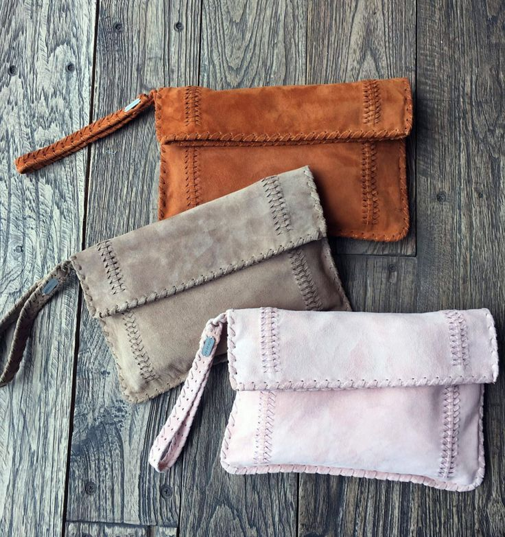 uma and leopold Spring Summer 2016 accessories. Ipanema Clutches