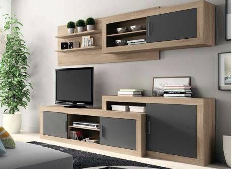 Mueble de comedor TV mod. Vilanova 245 a 299 cm