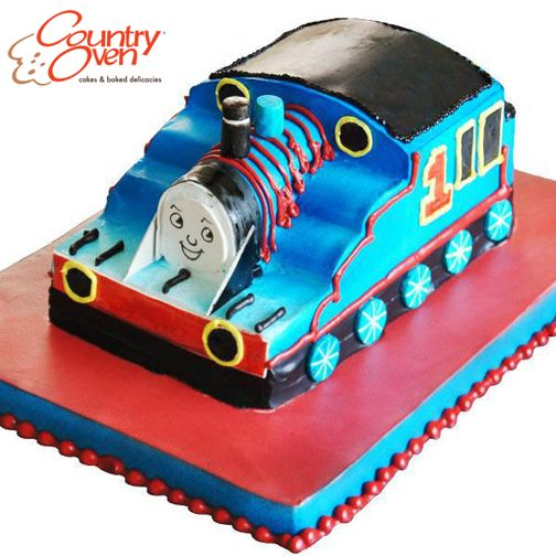 A ride on your taste buds #ThomasEngineCake