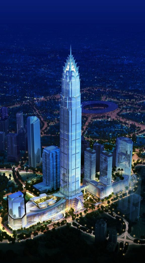 JAKARTA | Signature Tower Jakarta | 638m | 2093ft | 111 fl | Prep, The Signature Tower located at the Heart of Jakarta's SCBD (Sudirman Central Business District), to resume previous on Hold Project
