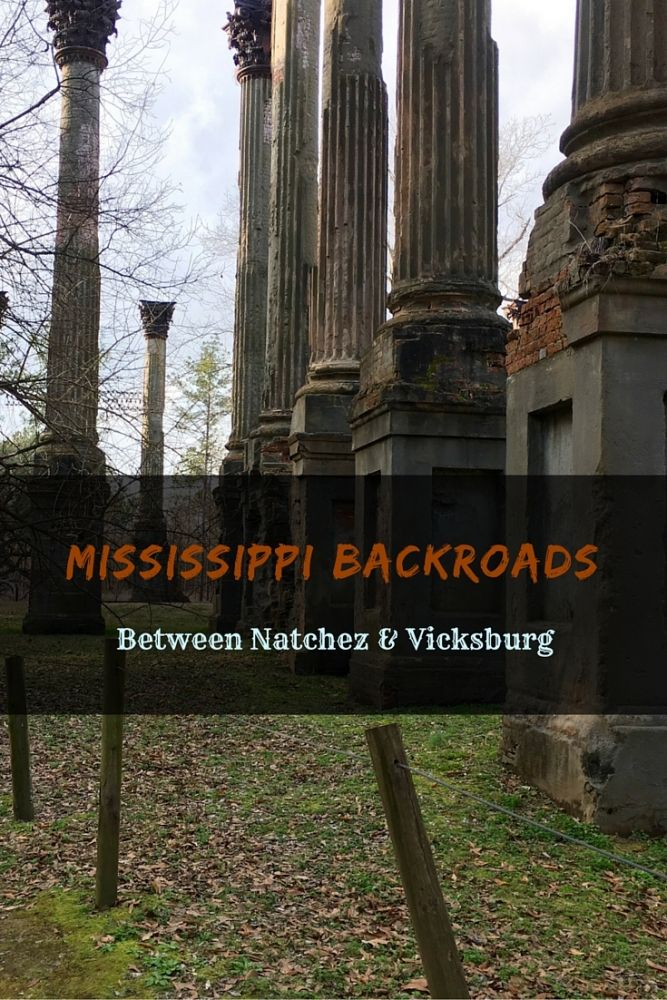 Backroad Planet | Mississippi Backroads Between Natchez and Vicksburg | http://backroadplanet.com