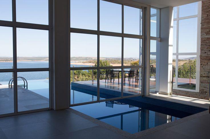 Galeria de resid ncia canyons do lago mutabile - Residencia de manila swimming pool ...
