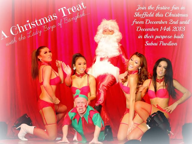 Gandey World Class Productions: A Christmas Special from The Lady Boys!