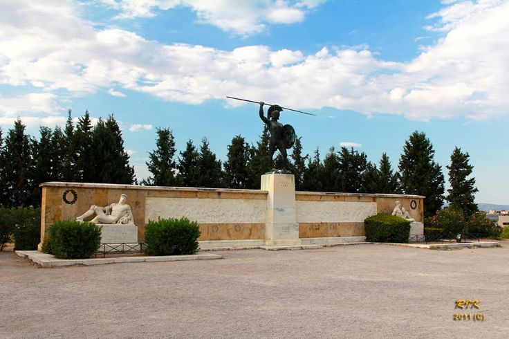 #300 Monument at #Thermopolye