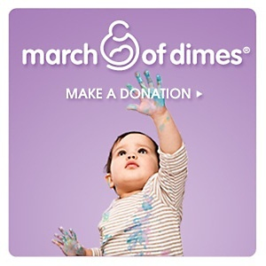 Best 25 march of dimes ideas on pinterest warwick hotel donations for the march of dimes at hsn because every baby was born voltagebd Choice Image