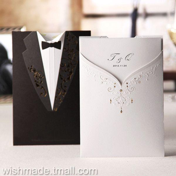 우아한 중국어 결혼식 초대 카드 고품질의 레이저 커팅 결혼식 초대 카드-종이 공예 -제품 ID:1217929885-korean.alibaba.com