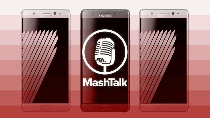 On this week's MashTalk, the Mashable tech team recapped the entire Samsung Galaxy Note7 nightmare saga that unfolded over the two months.