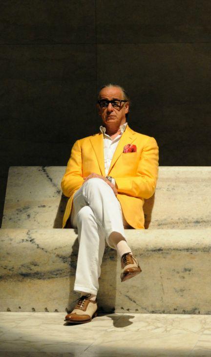 Toni Servillo em La Grande Bellezza de Paolo Sorrentino (2013)