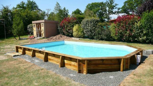 14 best piscine images on pinterest small pools small swimming pools and mini pool. Black Bedroom Furniture Sets. Home Design Ideas
