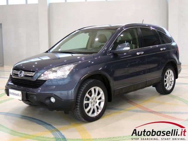 HONDA CR-V 2.2 CTDI EXCLUSIVE DPF Quinzano d'Oglio - Annunci gratuiti vendita auto usate fuoristrada e suv