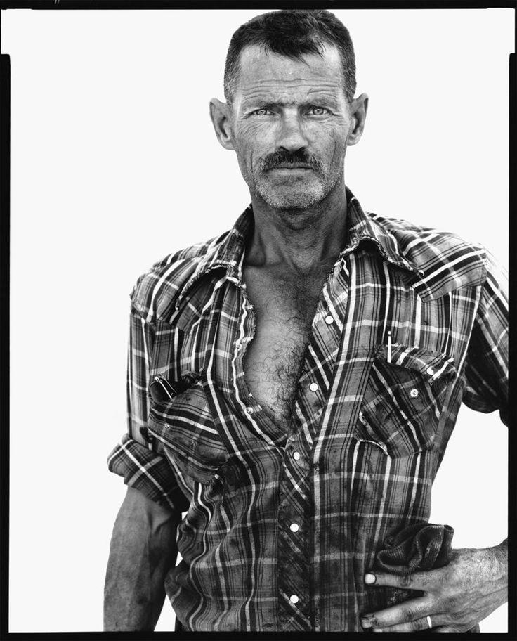 James Lykins, oil field worker, Rawson, North Dakota, August 17, 1982