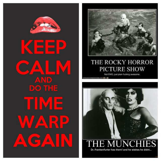 Rocky Horror Picture Show Quotes Tumblr: Rocky Horror Show Meme