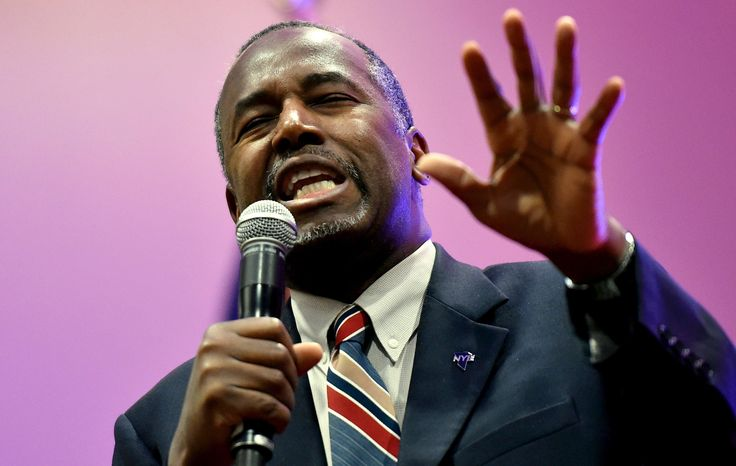 What Ben Carson says he learned while visiting Syrian refugee camps in the Middle East