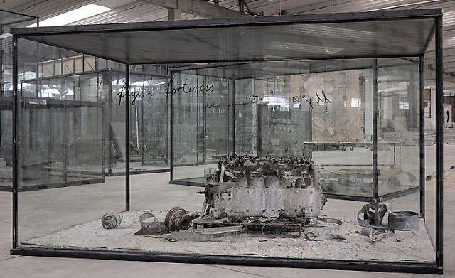 Anselm Kiefer - Sette palazzi celesti, Età del mondo. 2004-15 - Contemporary sacred art | CoSA