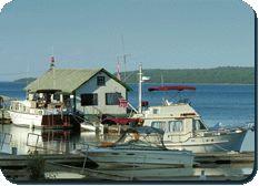 Meldrum Bay Docks