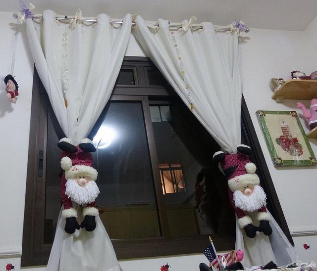 Noel de cortina