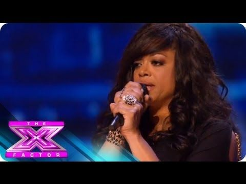 Stacy Francis - Audition 1 - THE X FACTOR 2011 - YouTube