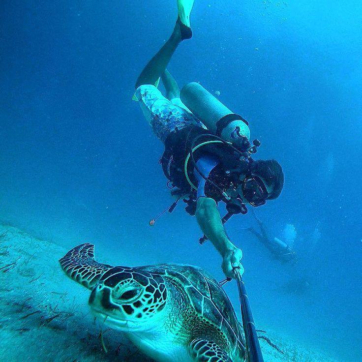 Scuba Diving in #Fethiye and #Oludeniz