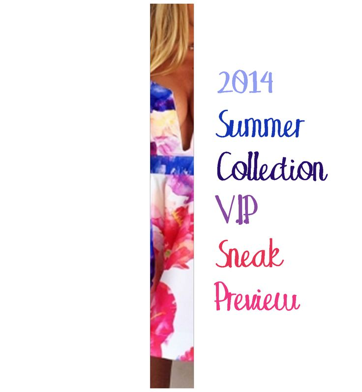 Summer Collection 2014