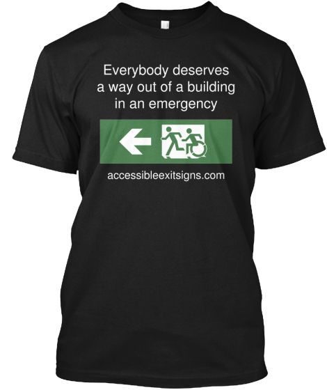 Everybody deserves a way out | Teespring
