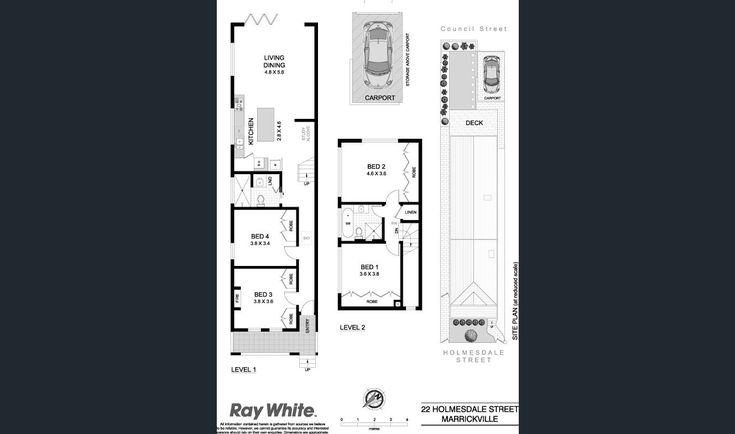 22 Holmesdale Street, Marrickville, NSW 2204 - Property Details