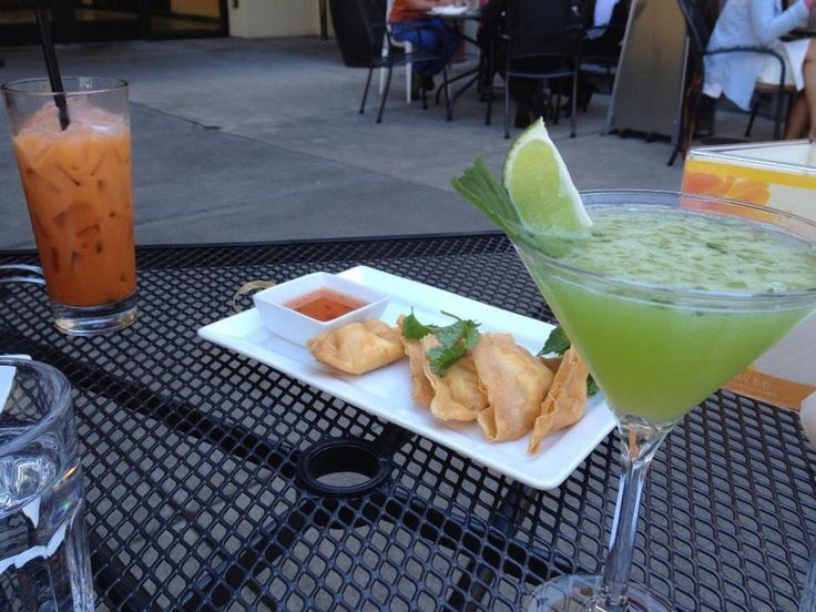 Eugene: Sabai Cafe & Bar - Thai food! Crab wontons