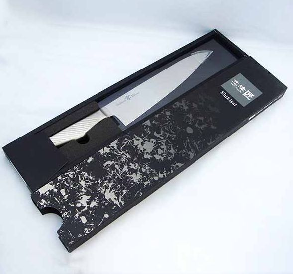 Shikisai Kyo 3layers Kitchen Knife