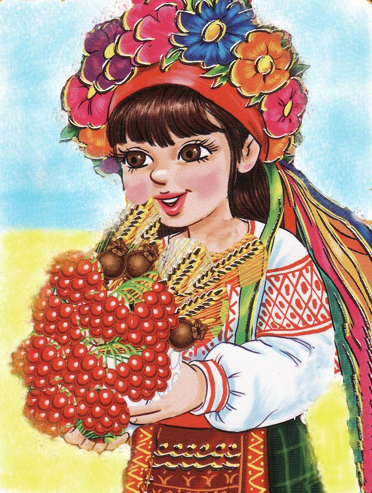 я украинка рисунок исключение влиятельные политики