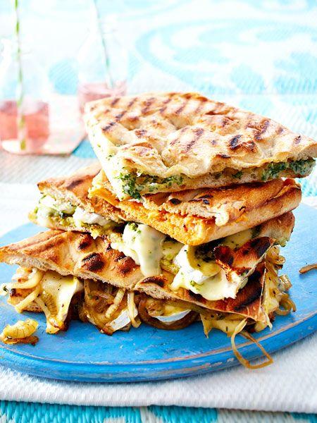 Gegrillte Pide-Sandwiches #foodprint