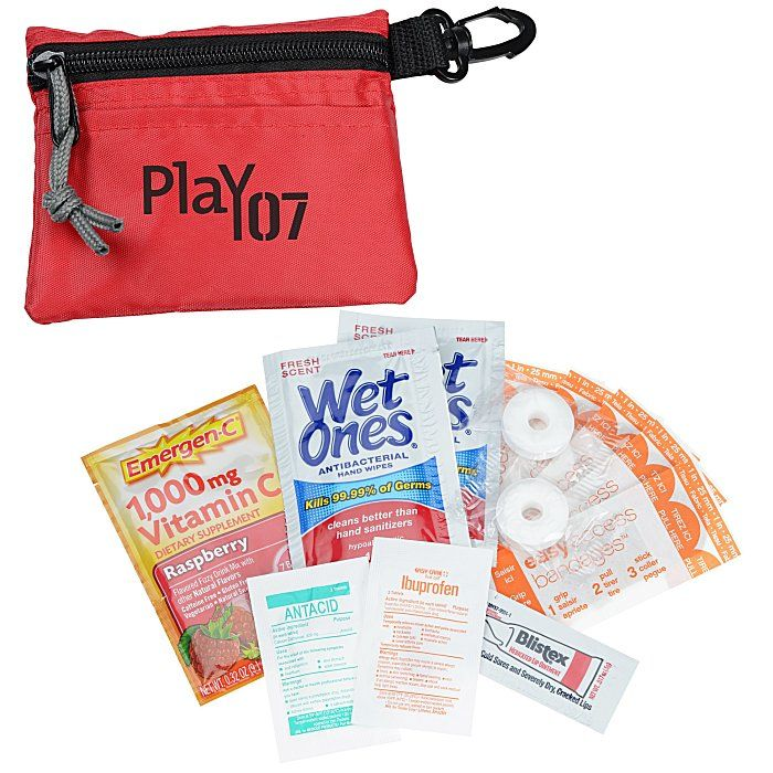 4imprint Com Trade Show First Aid Kit 125023 First Aid Kit
