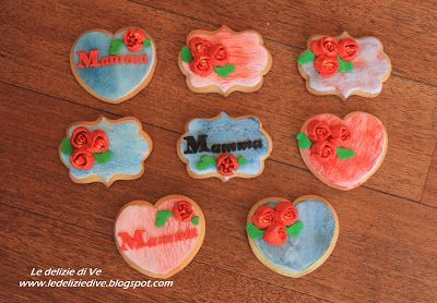 Le Delizie di Ve: HAPPY MOTHER'S DAY COOKIES