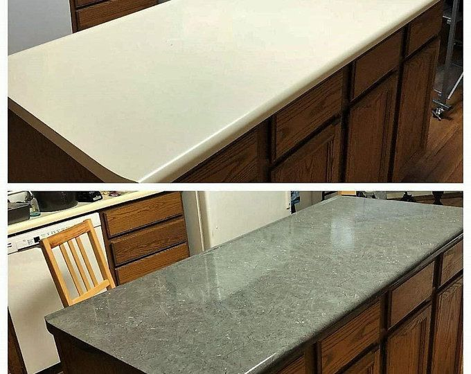 Instant Peel And Stick Self Adhesive Countertop White Marble Waterproof Film For Kitchen Counters Backsplash Not Contact Paper Or Paint Countertops Diy Countertops Contact Paper