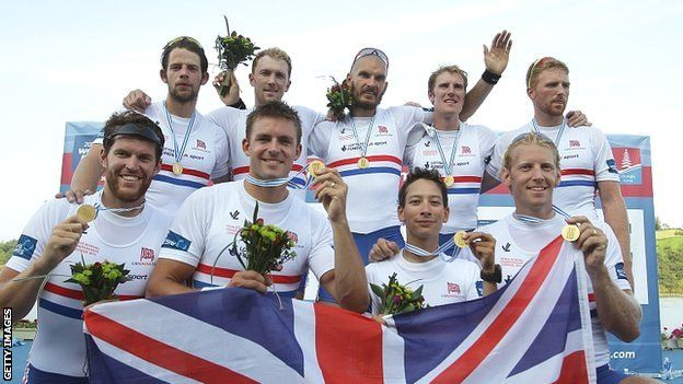01 Sep Great Britain's men's eight have won gold at the Rowing World Championships in Chungju, South Korea. It is the first time Britain, who finished ahead of Olympic champions Germany and the United States, have won the event in the competition's history.
