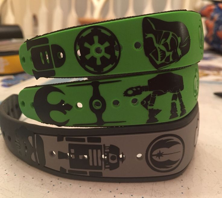 Best Magic Bands Images On Pinterest For Her Magic Bands And - Magic band vinyl decals