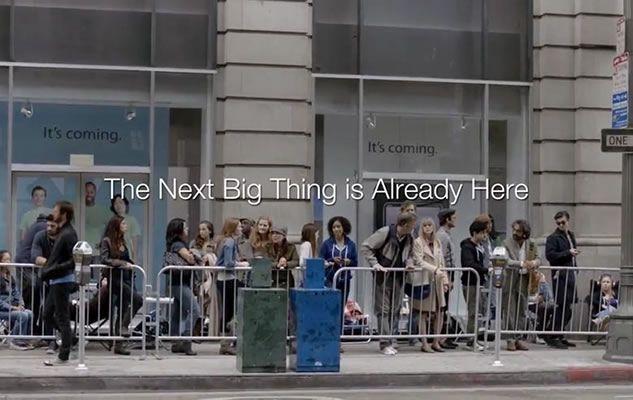 Samsung Anti-Apple Galaxy S3 Ad