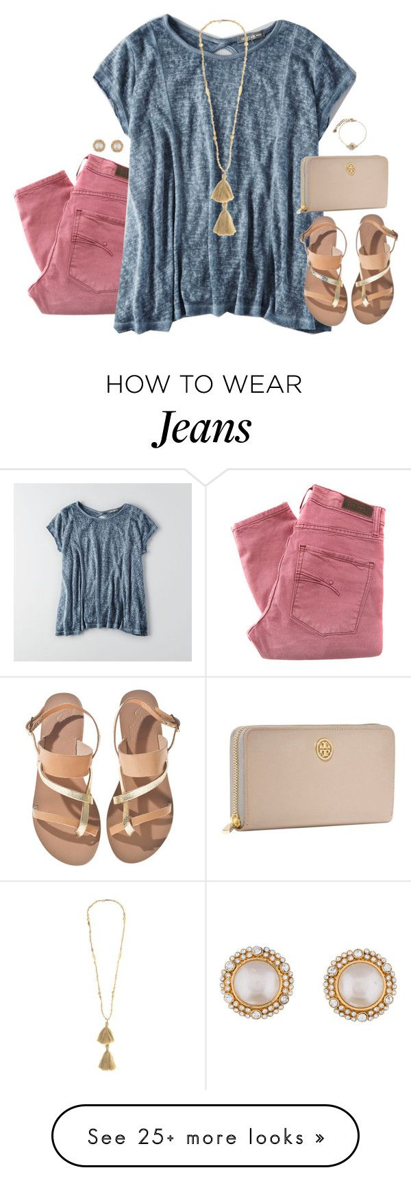 """why didn't the vampire attack Taylor Swift?"" by kaley-ii on Polyvore featuring Nobody Denim, American Eagle Outfitters, Ancient Greek Sandals, Isabel Marant, Tory Burch, Vera Bradley and Chanel"