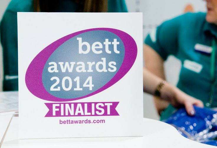 The Pearson team were excited to be finalists at this years BETT Show.  © Suzie Williams Photography www.suziewilliams.co.uk