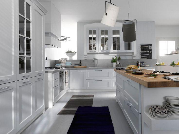 Preview catalogo Asolo - Cucine moderne e classiche con proposte salva spazio per arredare la cucina