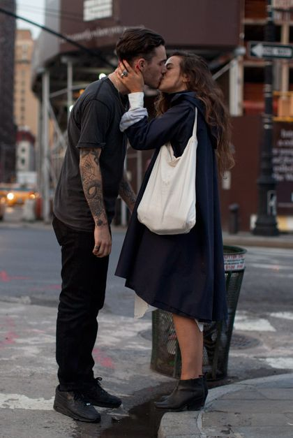 Black on black tatted tattoo Style fashion men women womenswear streetstyle tumblr Style together in love jeans denim jacket coat