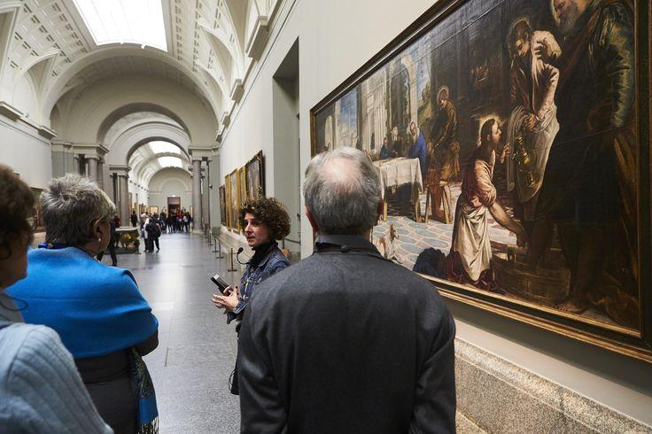 #Gastrofestival Mesa y mantel en el Museo del Prado: recorrido gastronómico todos los lunes de febrero a las 11 y 17h, gratis con entrada al museo (foto: Javier Peñas)