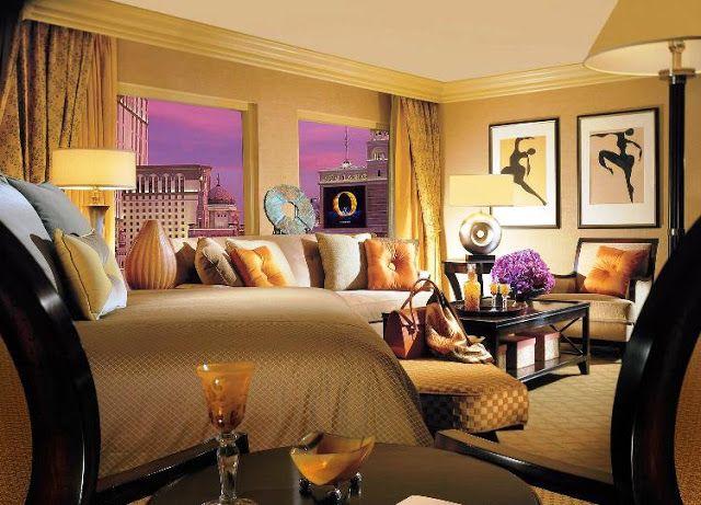 Hotel Bellagio Quarto Las Vegas