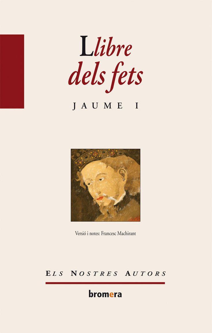El Llibre dels Fets, un text a mitjan camí en tre les memòries i l´autobiografia, narra les gestes militars i polítiques que van donar origen al nostre poble....