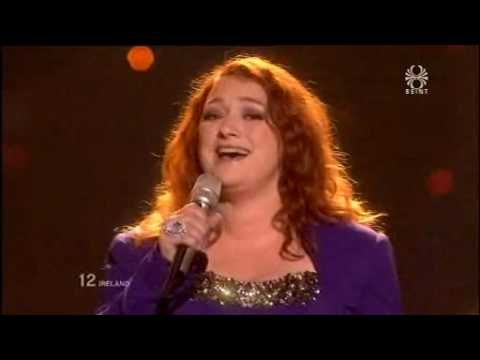 ▶ EUROVISION 2010 IRELAND - NIAMH KAVANAGH - IT'S FOR YOU (SEMI-FINAL) - YouTube