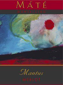 Máté Wine - Merlot / Mantus
