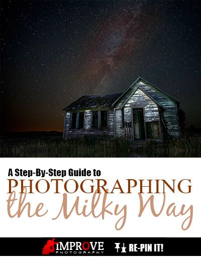 Photography tips for shooting the milky way and night photography.