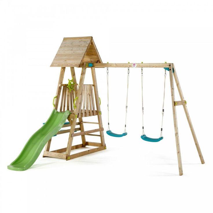 Awesome Plum Indri Wooden Climbing Frame Kinder Spielen ZentrumKletterger steKinder