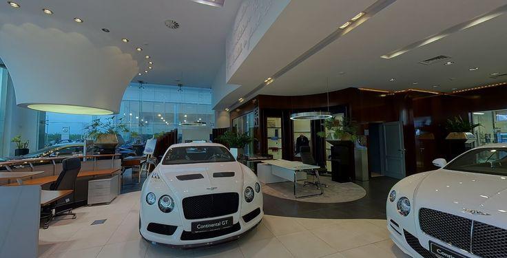 Bentley dealership, Krasnodar RU (furnitures realization by Ginetti Arredamenti Srl)