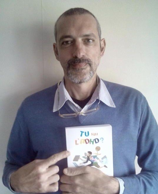Gabriele Martelli ha scritto una guida per gli adulti che hanno deficit d'attenzione