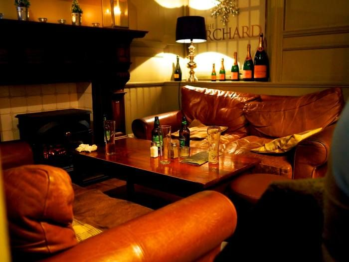 The Inverleith Hotel in Edinburgh, Scotland - A Lady and her Luggage