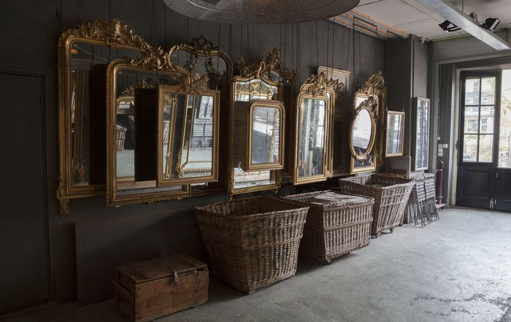 Selection of mirrors   Anouk Beerents Antieke Spiegels